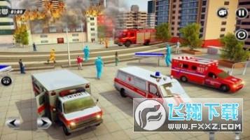 救护车模拟器Turkish Ambulance