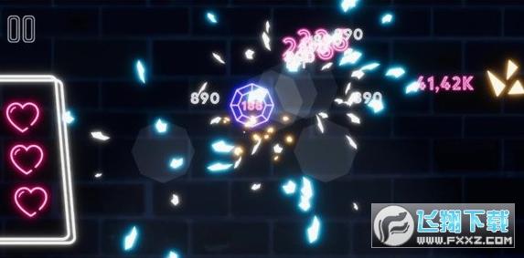 霓虹灯粉碎手游v5.0.0免费版截图0