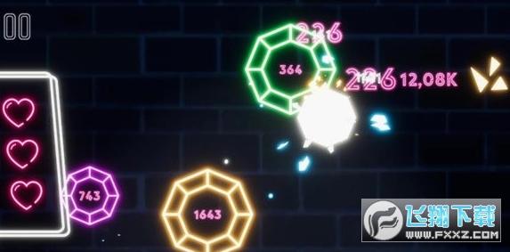 霓虹灯粉碎手游v5.0.0免费版截图1