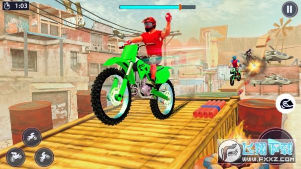 特技自行车高手游戏v1.0手机版截图1