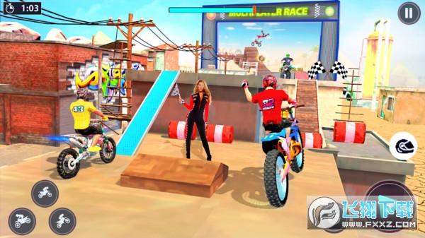 特技自行车高手游戏v1.0手机版截图2