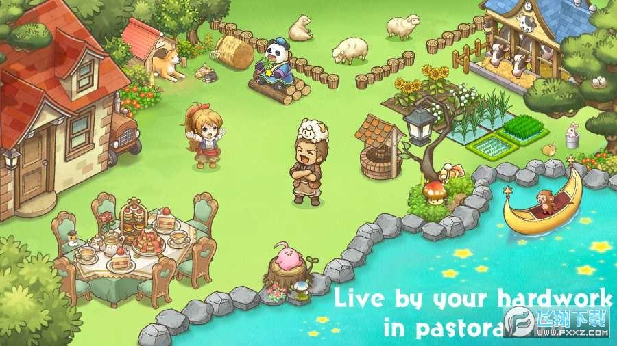 欢迎来到绵羊村手机版中文版v1.0.6安卓版截图0