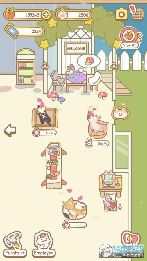 猫咪Spa手游安卓版v0.1.0最新版截图0