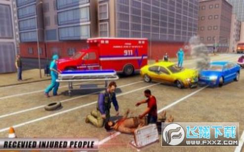 救护车模拟器Turkish Ambulancev1.0 安卓版截图0