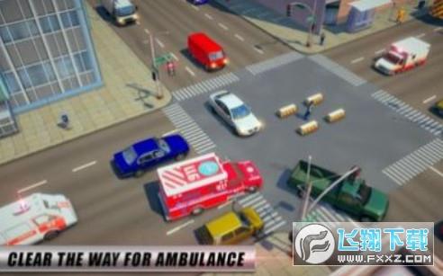 救护车模拟器Turkish Ambulancev1.0 安卓版截图1