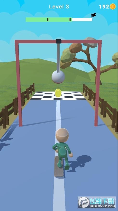 滑板乐趣手游0.9免费版截图1