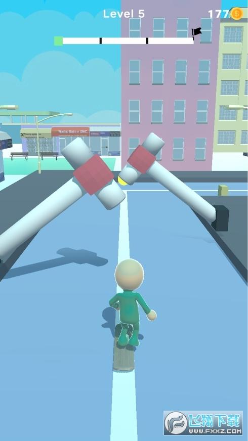 滑板乐趣手游0.9免费版截图2