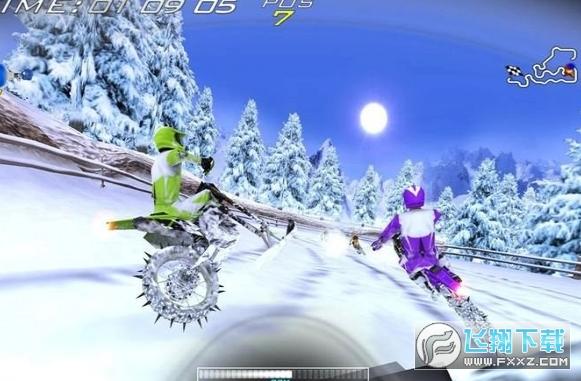 极限滑雪摩托车手游v6.8安卓版截图1