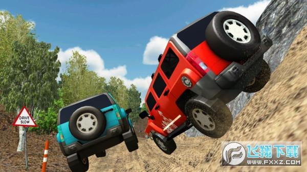 越野峡谷赛车手机版