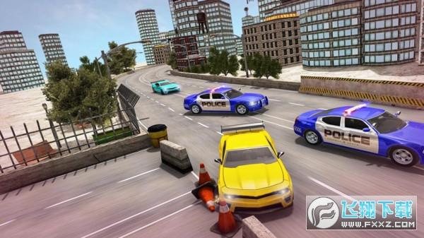 真实警车运输模拟器安卓版