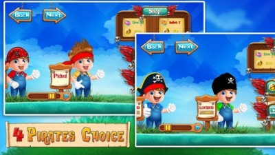 海盗冒险世界手游