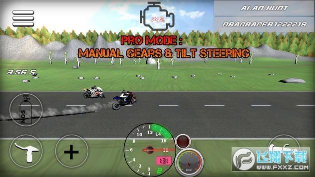3D手指摩托车手机版1.01最新版截图0