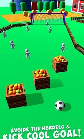 疯狂足球竞赛手游1.01最新版截图0