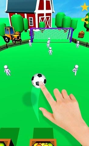 疯狂足球竞赛手游1.01最新版截图1