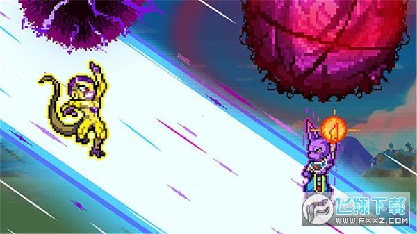 孙悟空VS贝吉塔手机版v1.0最新版截图1