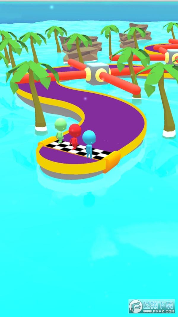 人类海滩淘汰赛最新版v0.1安卓版截图2