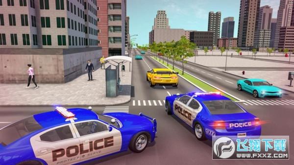 真实警车运输模拟器安卓版1.0.6手机版截图2