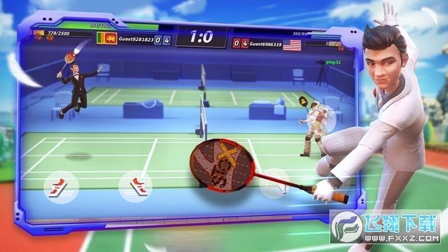 决战羽毛球手游安卓版v1.0.9.12最新版截图2