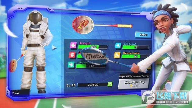 决战羽毛球手游安卓版v1.0.9.12最新版截图3