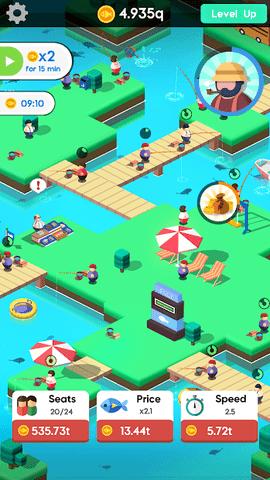 放置渔庄安卓版v1.0.4最新版截图1