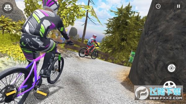 山地自行车下坡赛官方版v1.1安卓版截图2