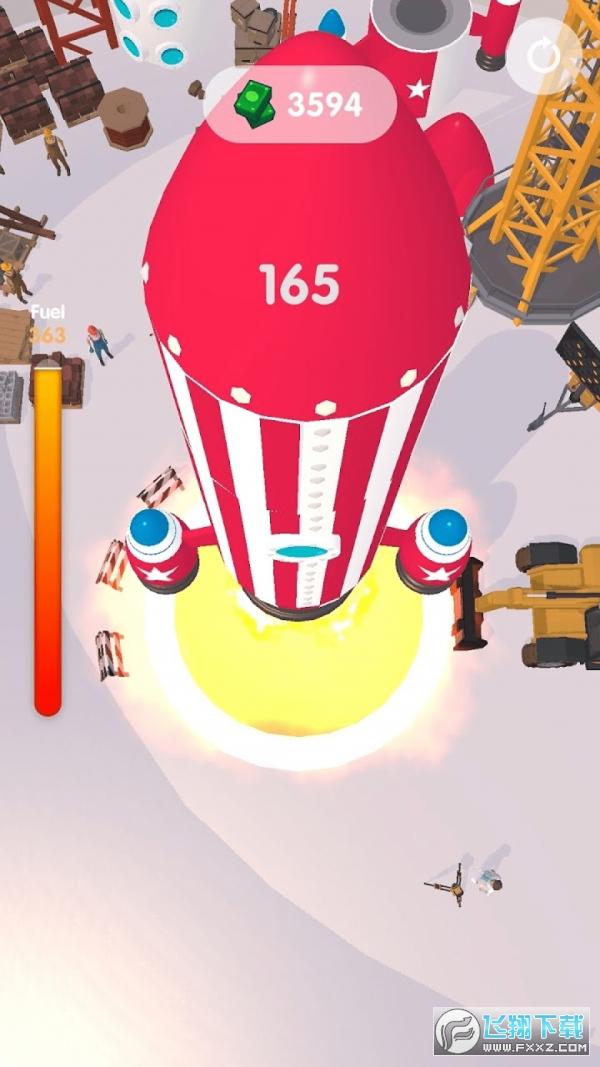合成大火箭游戏安卓版v0.7官方版截图1