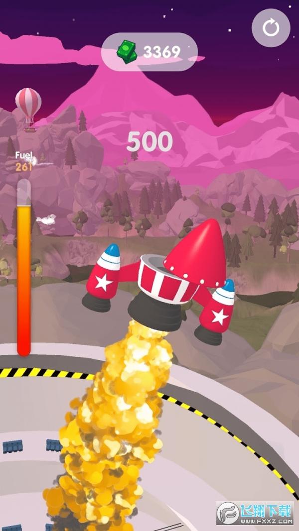 合成大火箭游戏安卓版v0.7官方版截图2