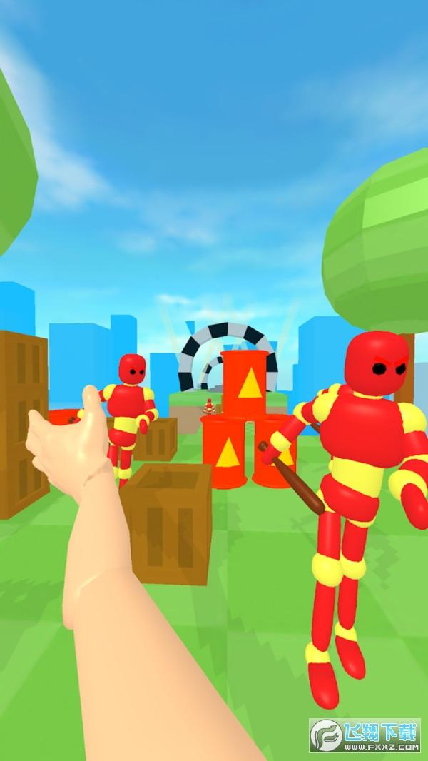 弹性手臂小游戏v1.0.4安卓版截图1