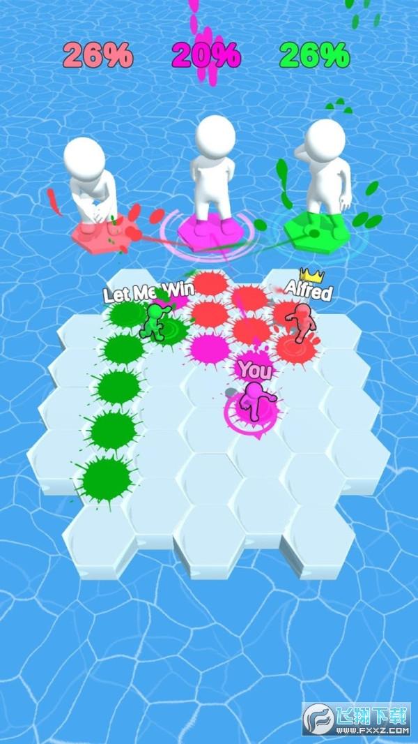 彩色竞技场手游v1.0.1安卓版截图2