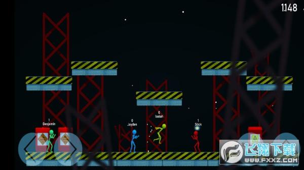 火柴人物理战斗安卓版v1.0中文版截图0