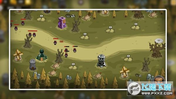 怪物塔防2021安卓版1.0官方版截图0
