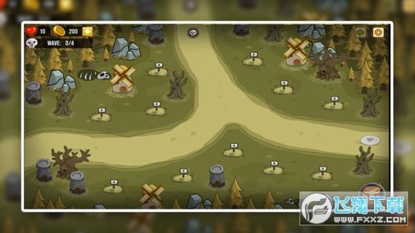 怪物塔防2021安卓版1.0官方版截图1