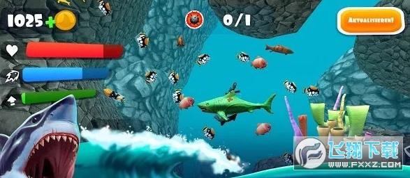 猎鲨模拟器手游v1.0.0最新版截图1
