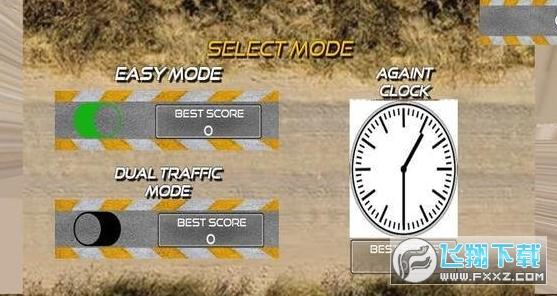 沙漠公路奔跑手游v1.3最新版截�D0