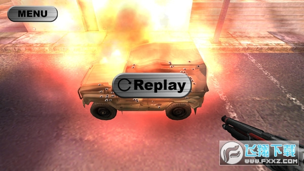 汽车摧毁模拟器安卓版v1.0正式版截图0