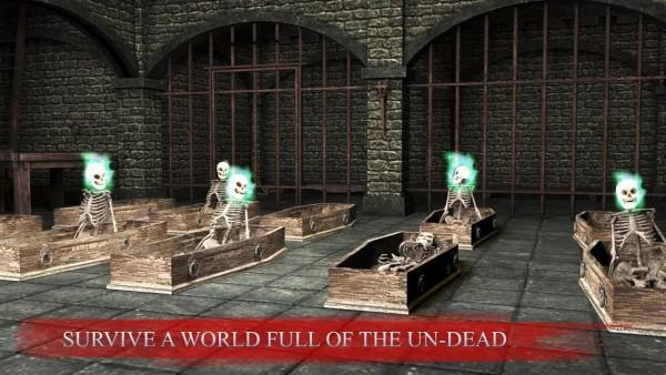骷髅射击地牢世界安卓版v1.7最新版截图0