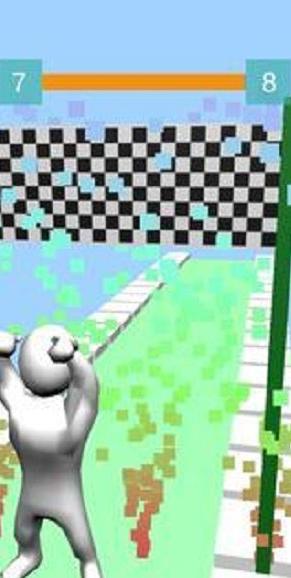 跑酷男人3D手游1.01最新版截图1