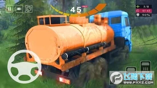油轮卡车驾驶安卓版v1.0最新版截图0