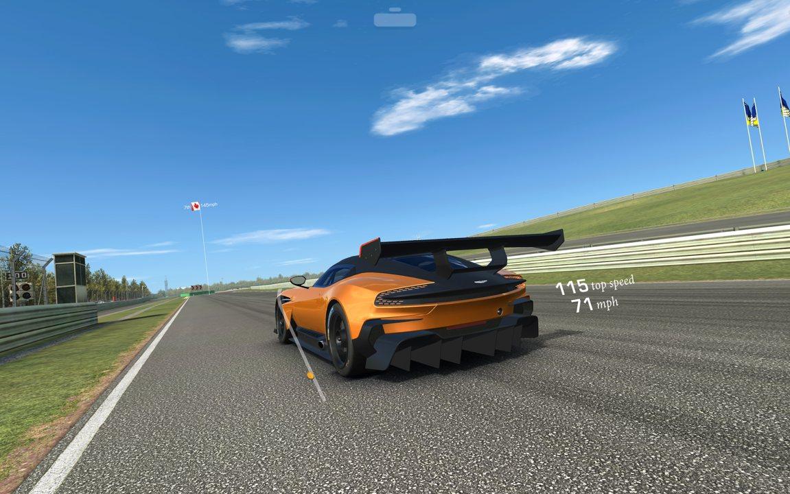 真实赛车3无限金币破解版全解锁版v9.3.0最新版截图0
