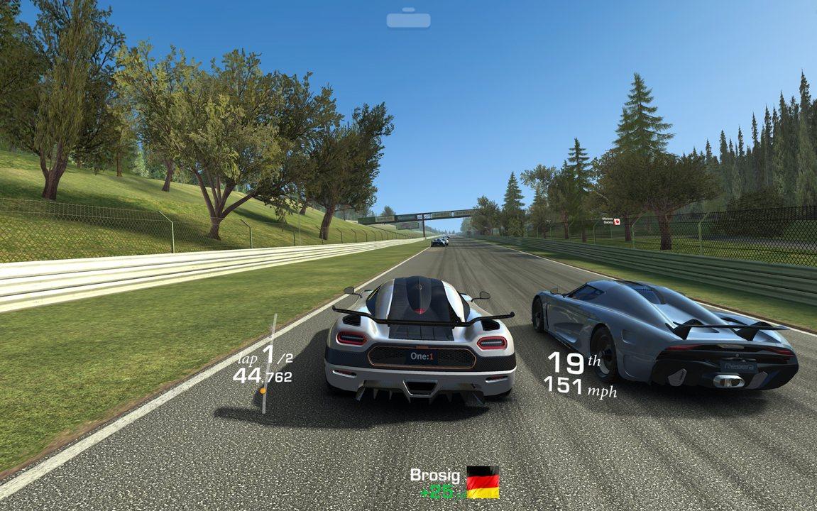 真实赛车3无限金币破解版全解锁版v9.3.0最新版截图3