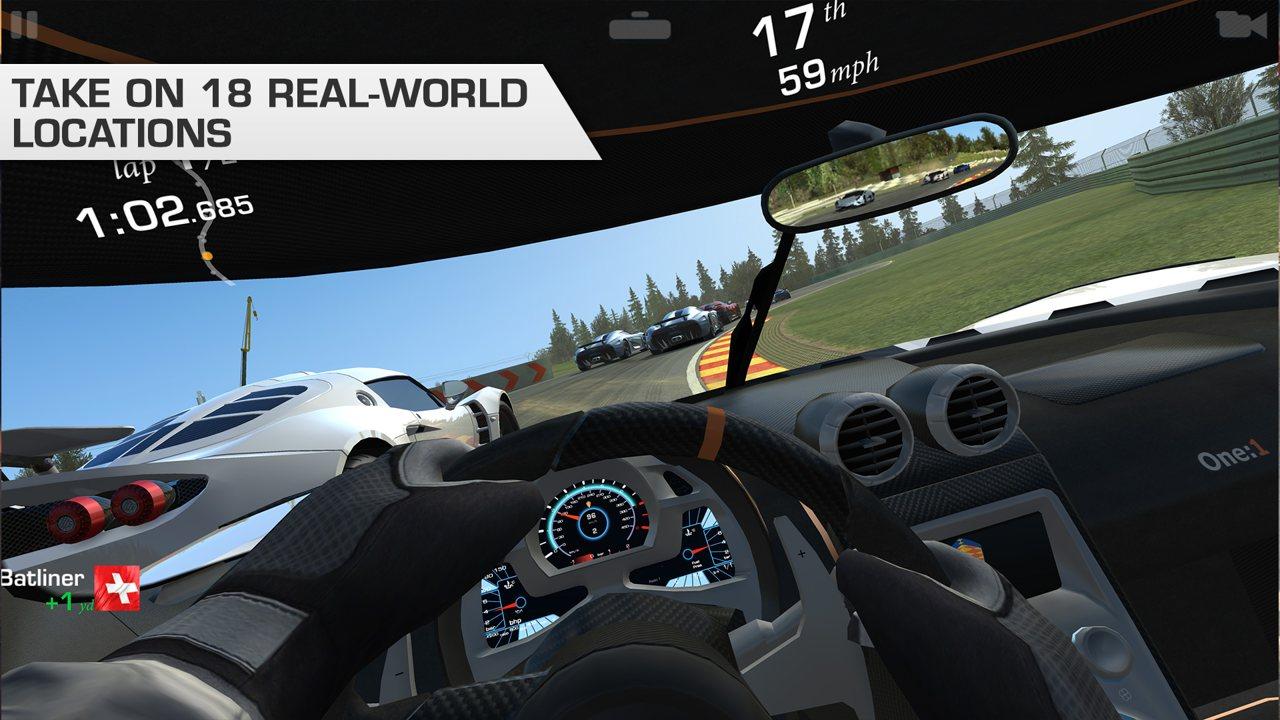 真实赛车3全部车辆解锁版v9.3.0内购破解版截图1