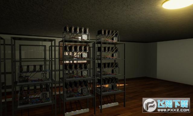 ���r挖�V模�M器��C版(Realtime Mining Simulator)截�D0