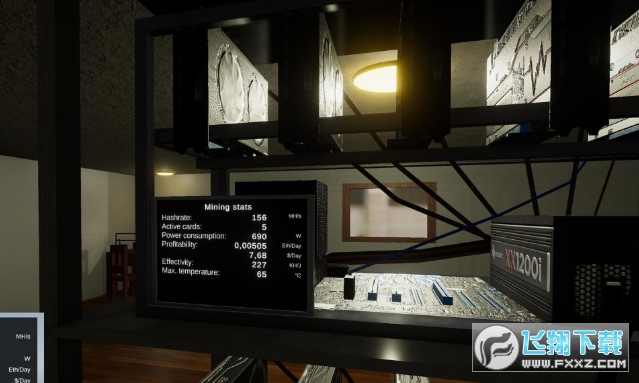 ���r挖�V模�M器��C版(Realtime Mining Simulator)截�D2