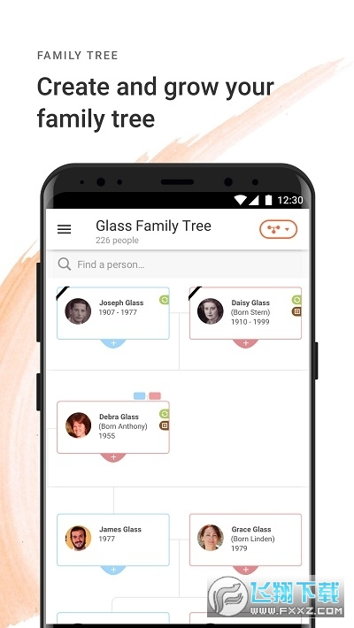 MyHeritage app安卓破解版v4.2.9最新版截图1