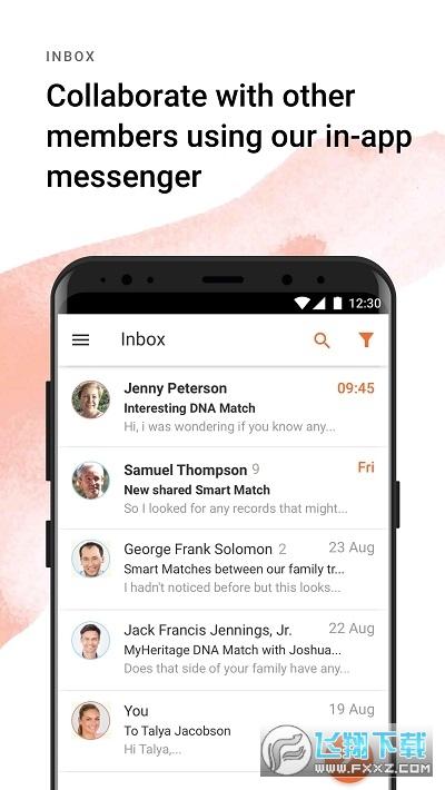MyHeritage app安卓破解版v4.2.9最新版截图2
