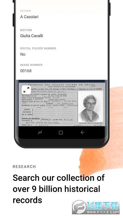 MyHeritage app安卓破解版v4.2.9最新版截图3