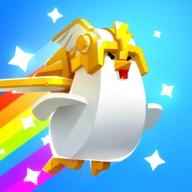 喷气鸡无限金钱版2.4最新版