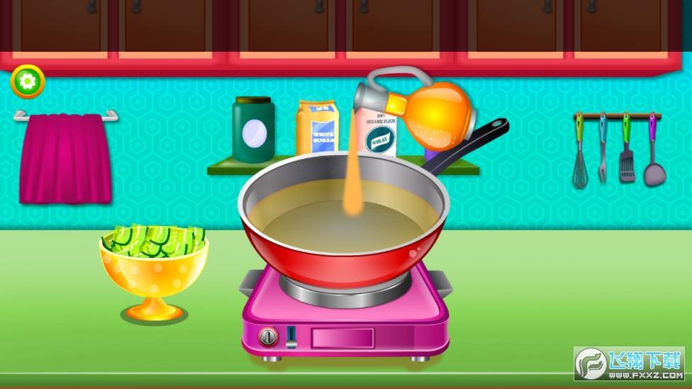烹�超�糖醋�u安卓版v1.2官方版截�D2