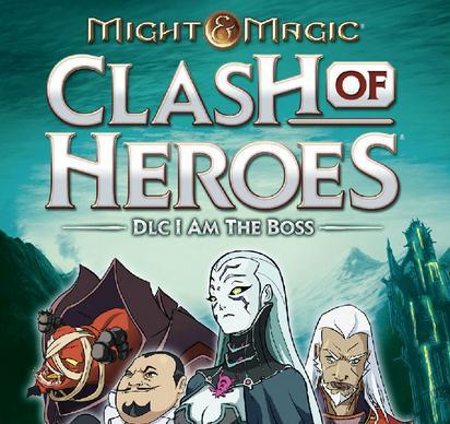 魔法门:英雄交锋v1.0.1.1升级档+免DVD补丁